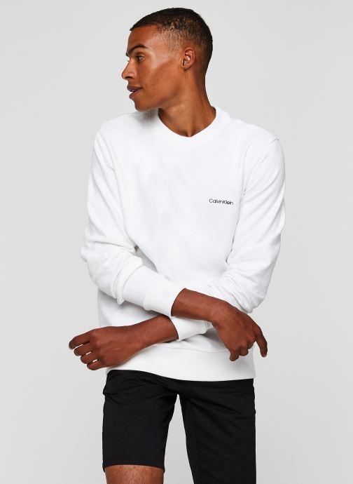 Vêtements Accessoires Logo Embroidery Sweatshirt