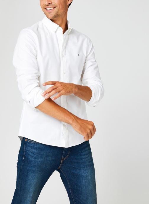 Vêtements Accessoires Slim Fit Stretch Oxford Shirt
