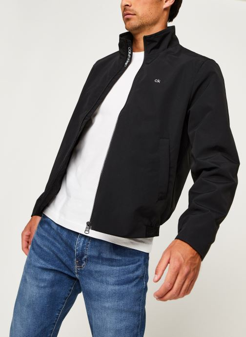 Casual Nylon Blouson Jacket