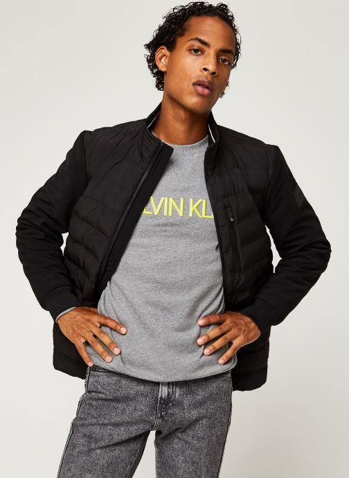 Vêtements Accessoires Mix Media Blouson Jacket