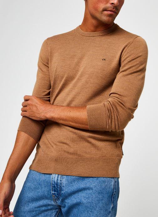 Vêtements Accessoires Superior Wool Crew Neck Sweater