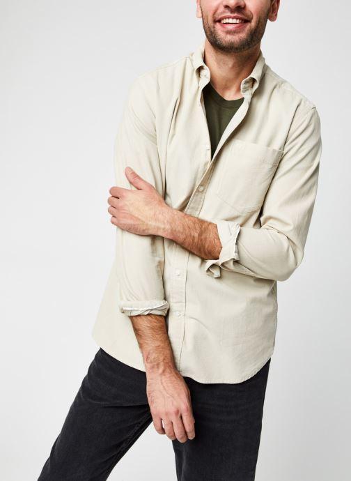 Chemise - Button Down Fine Corduroy Shirt