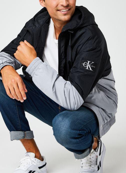 Vêtements Accessoires Silver Blocking Jacket