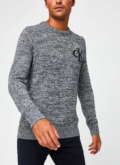 Pull - Twisted Yarn Ck Logo Sweater