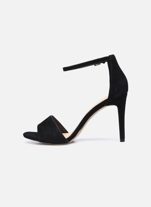 Sandales et nu-pieds Aldo FIOLLA Noir vue face