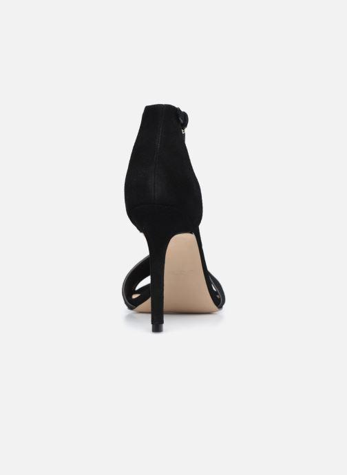 Sandales et nu-pieds Aldo FIOLLA Noir vue droite