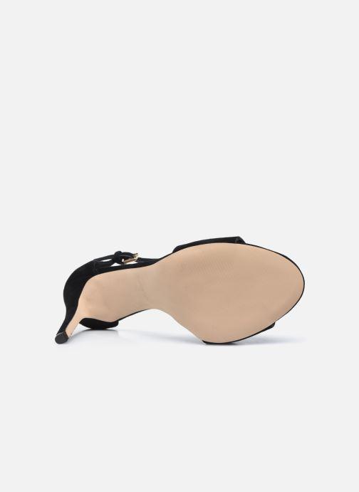 Sandales et nu-pieds Aldo FIOLLA Noir vue haut