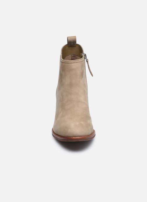 Bottines et boots Aldo WIGOLIA Beige vue portées chaussures