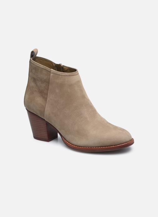 Bottines et boots Aldo WIGOLIA Beige vue détail/paire