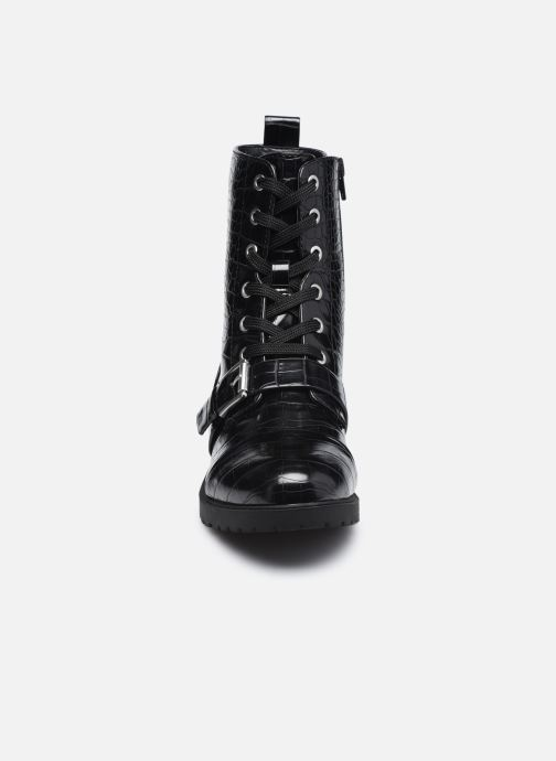 Bottines et boots Aldo MYSKINA Noir vue portées chaussures