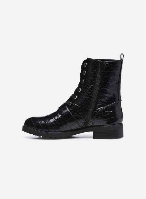 Bottines et boots Aldo MYSKINA Noir vue face