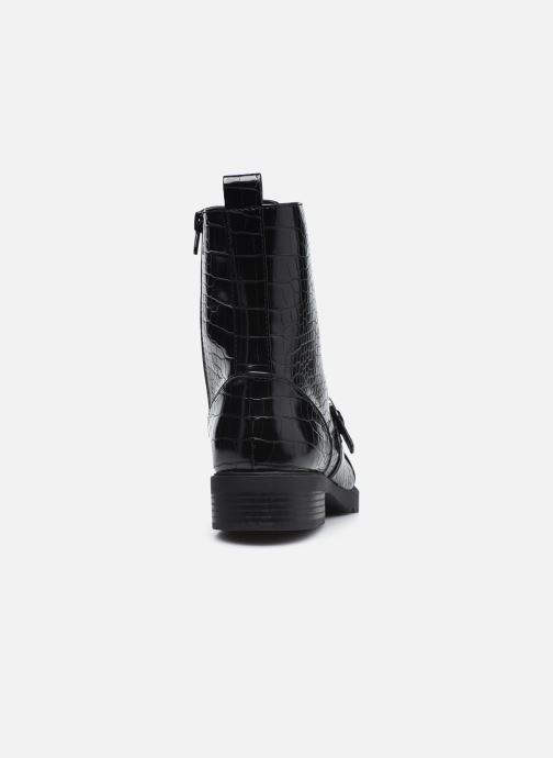 Bottines et boots Aldo MYSKINA Noir vue droite