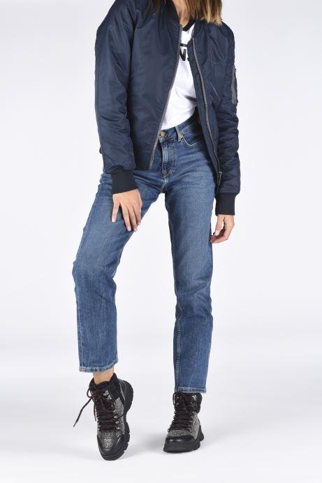 Stiefeletten & Boots Aldo HOHENSTADT schwarz ansicht von unten / tasche getragen