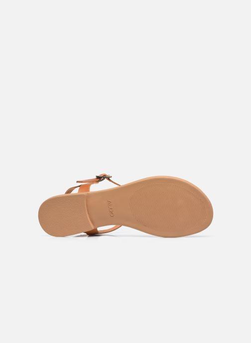 Sandales et nu-pieds Aldo BIANCHETTI Marron vue haut