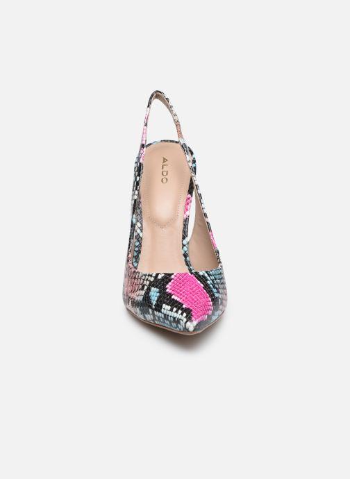 Escarpins Aldo LEGENAMA Multicolore vue portées chaussures