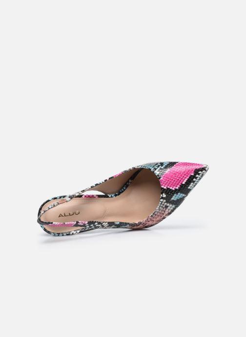 Zapatos de tacón Aldo LEGENAMA Multicolor vista lateral izquierda