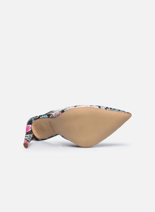Zapatos de tacón Aldo LEGENAMA Multicolor vista de arriba