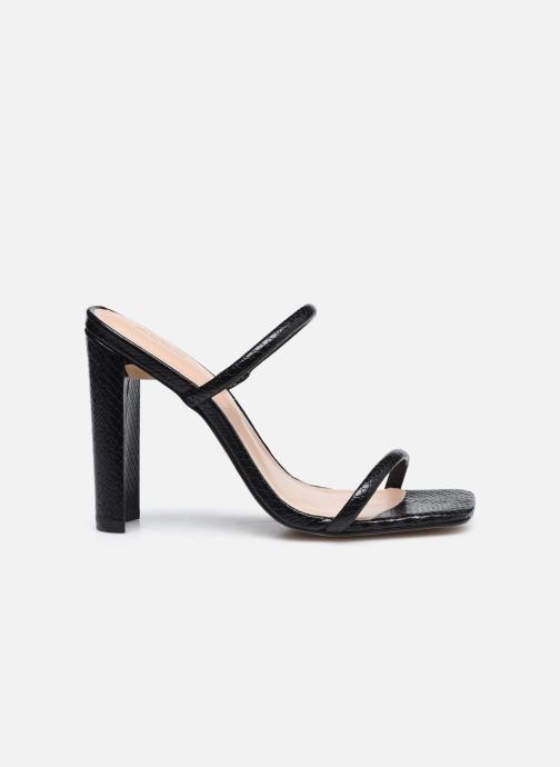 Sandales et nu-pieds Aldo AGAFIYAY Noir vue derrière