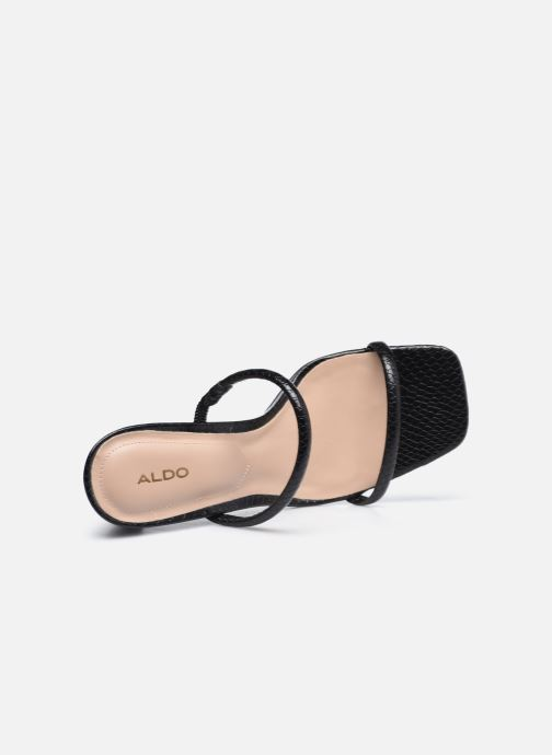 Sandales et nu-pieds Aldo AGAFIYAY Noir vue gauche
