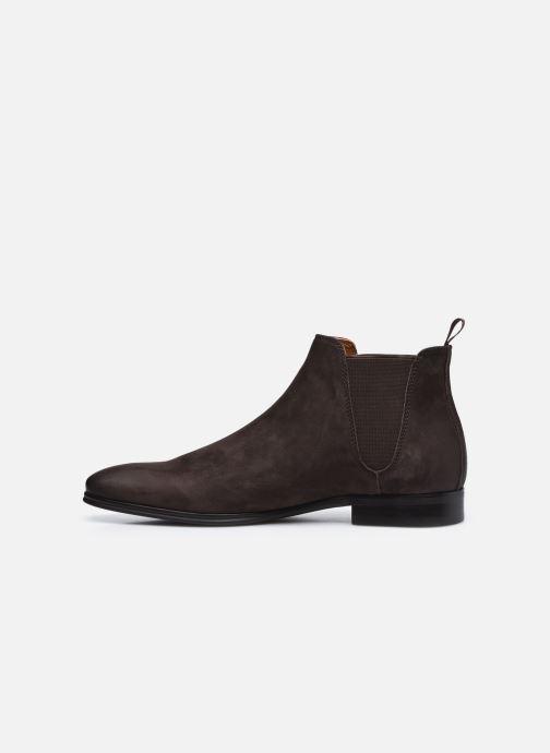 Bottines et boots Aldo CURWEN Marron vue face