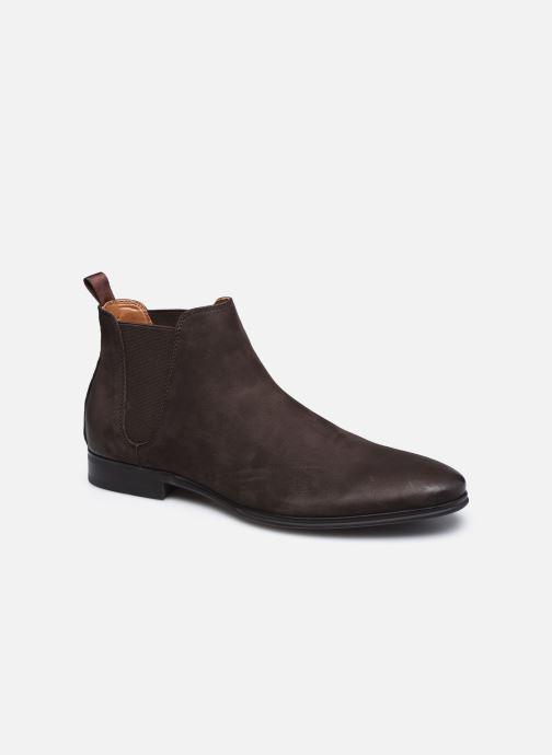 Bottines et boots Aldo CURWEN Marron vue détail/paire