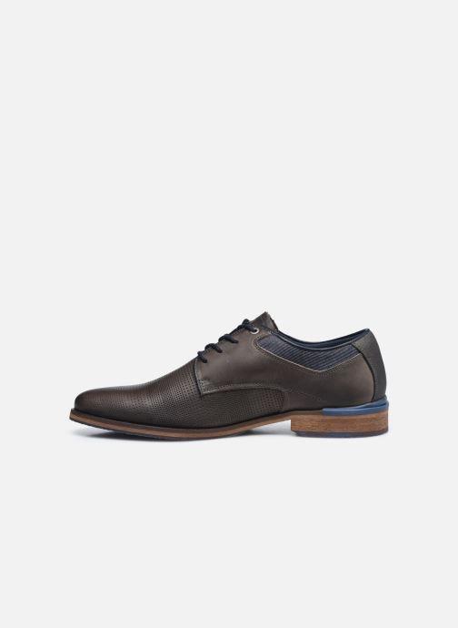 Chaussures à lacets Aldo GLYRWEN Marron vue face
