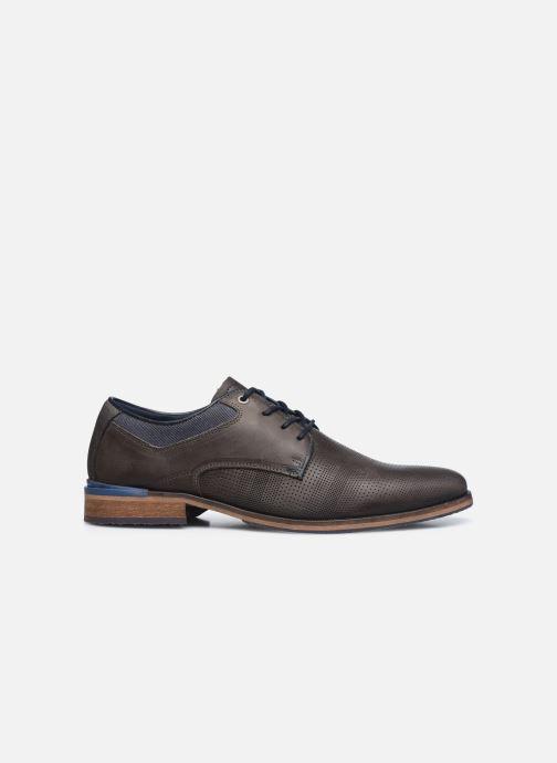 Chaussures à lacets Aldo GLYRWEN Marron vue derrière