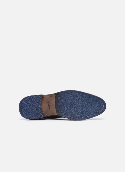 Chaussures à lacets Aldo GLYRWEN Marron vue haut