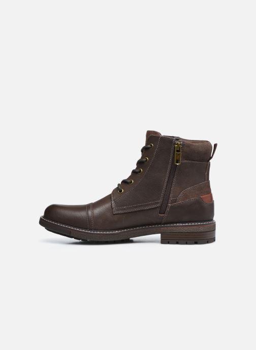 Bottines et boots Aldo ETHIWEN Marron vue face