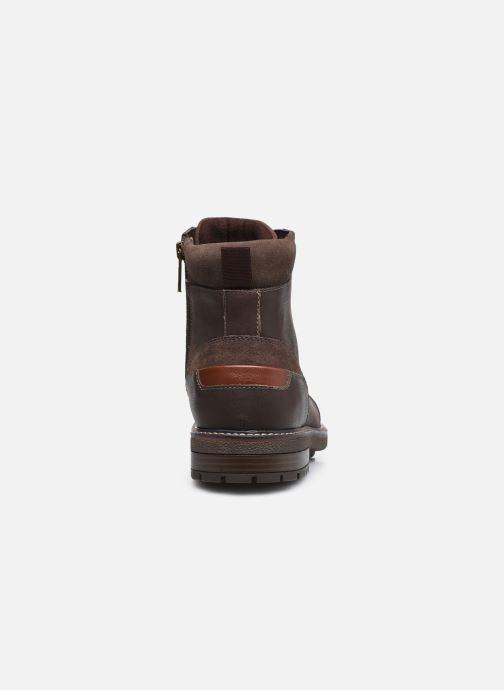 Bottines et boots Aldo ETHIWEN Marron vue droite