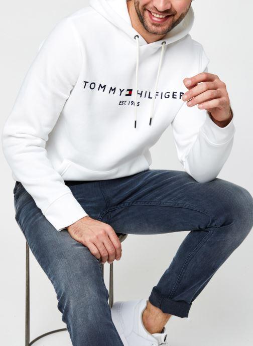 Vêtements Accessoires Tommy Logo Hoody