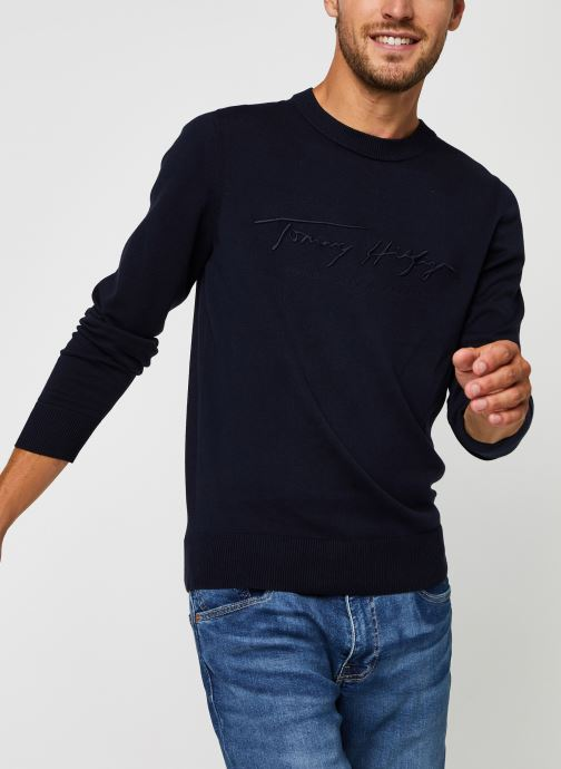 Tonal Autograph Sweater