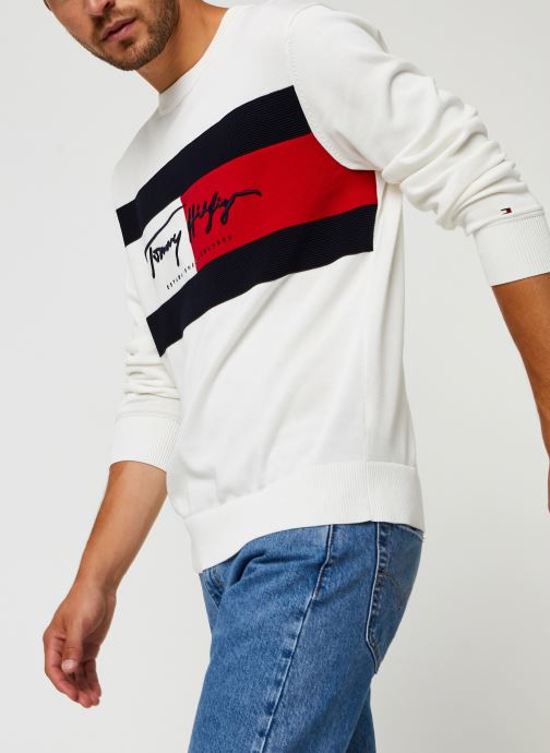 Autograph Flag Sweater