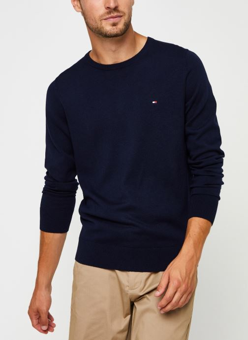 Pull - Luxury Wool Cotton Crew Neck