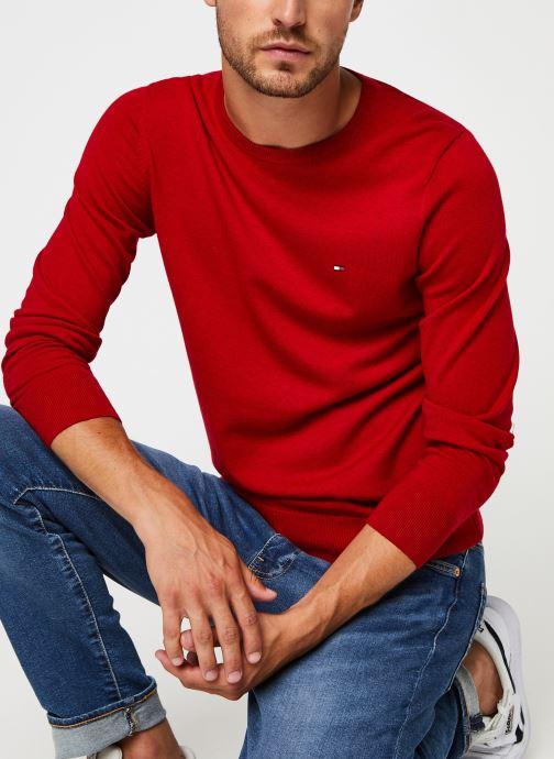 Vêtements Accessoires Luxury Wool Cotton Crew Neck