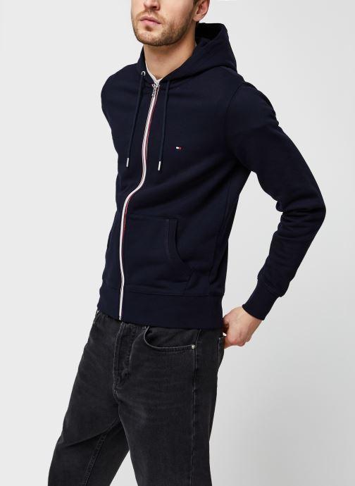 Vêtements Accessoires Core Cotton Zip Hoodie