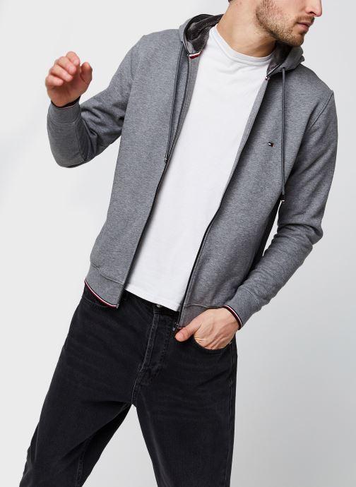 Kleding Accessoires Basic Fur Lined Hoody