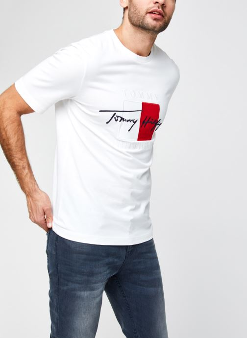 Vêtements Accessoires Box Signature Relaxed Fit Tee