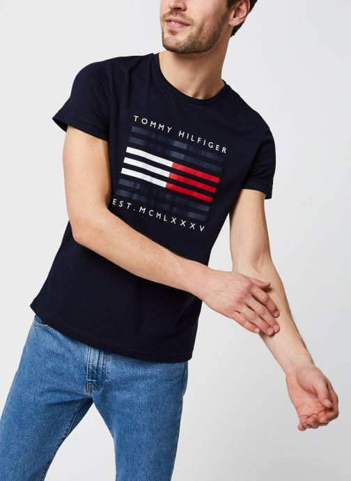 T-shirt - Corp Flag Lines Tee