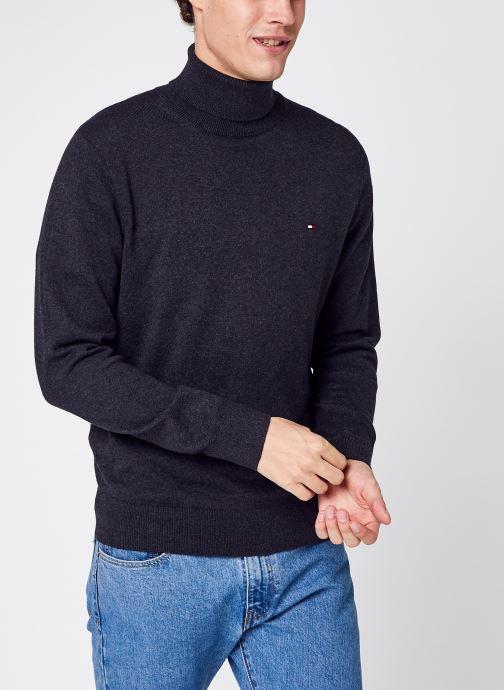 Ropa Accesorios Pima Cotton Cashmere Roll Neck