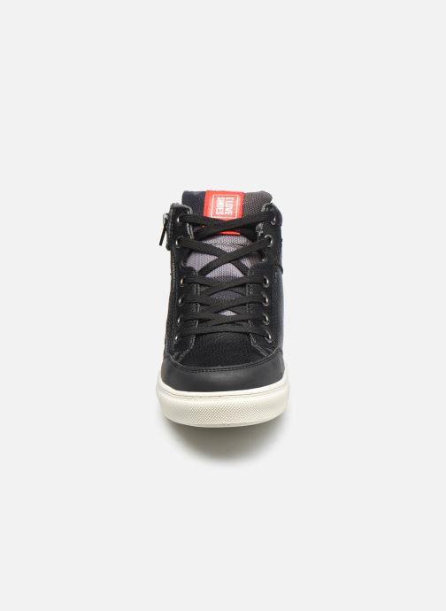 Deportivas I Love Shoes COMILI Negro vista del modelo