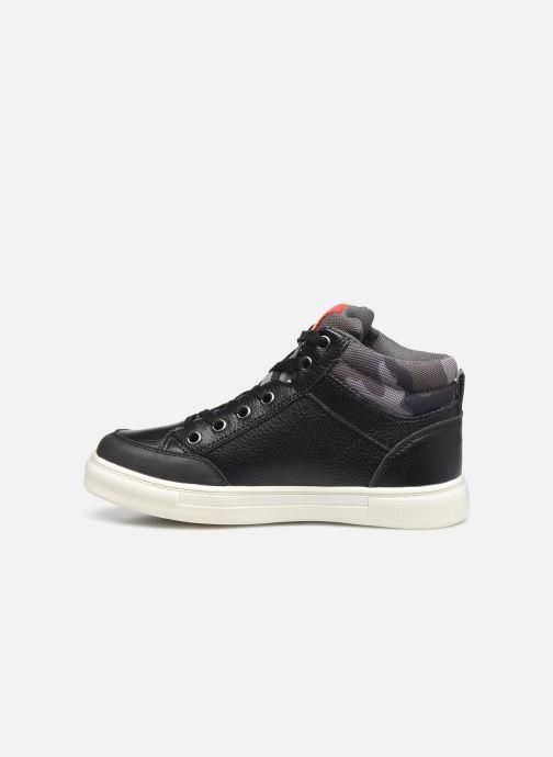 Deportivas I Love Shoes COMILI Negro vista de frente