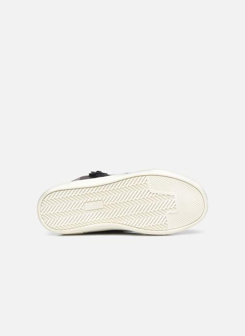 Deportivas I Love Shoes COMILI Negro vista de arriba