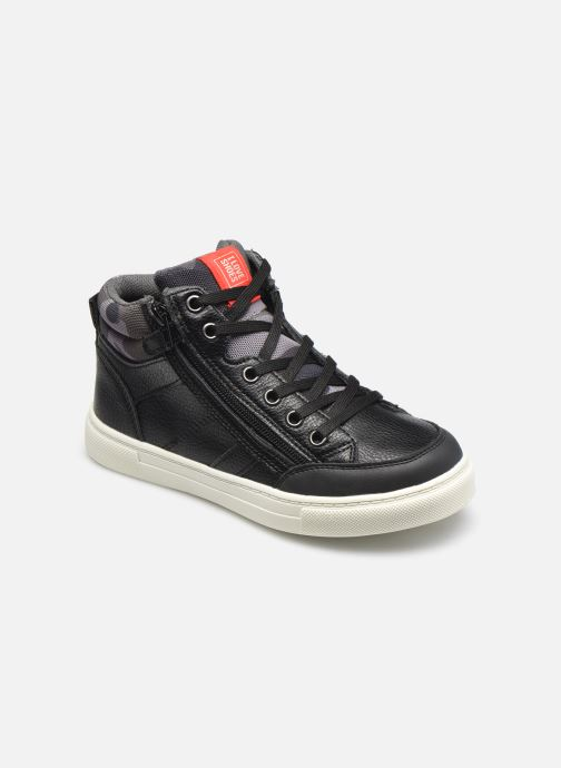 Deportivas I Love Shoes COMILI Negro vista de detalle / par