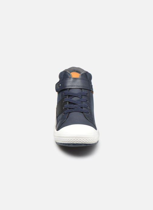 Sneakers I Love Shoes COMAX Azzurro modello indossato