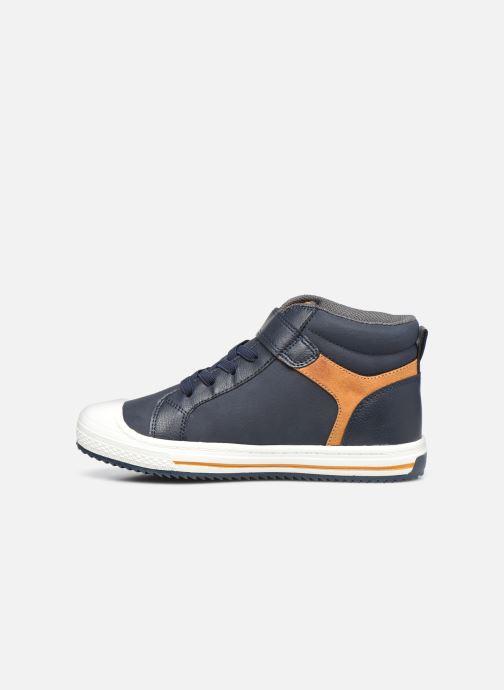 Baskets I Love Shoes COMAX Bleu vue face