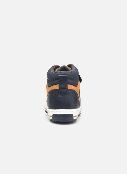 Baskets I Love Shoes COMAX Bleu vue droite
