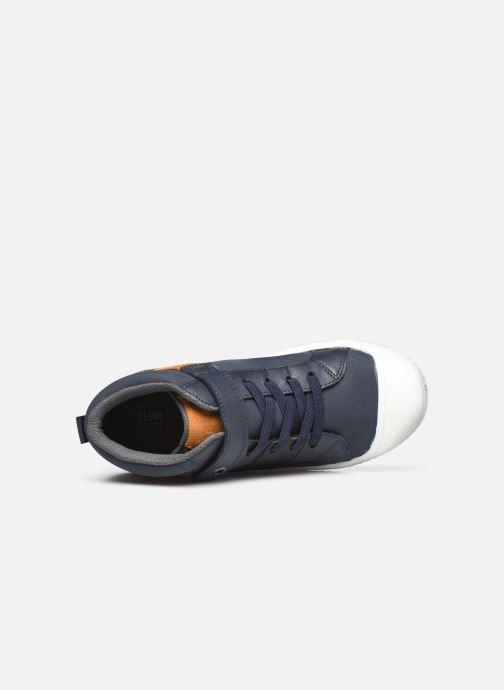 Baskets I Love Shoes COMAX Bleu vue gauche
