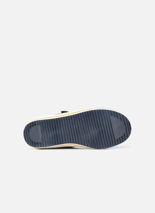 Baskets I Love Shoes COMAX Bleu vue haut