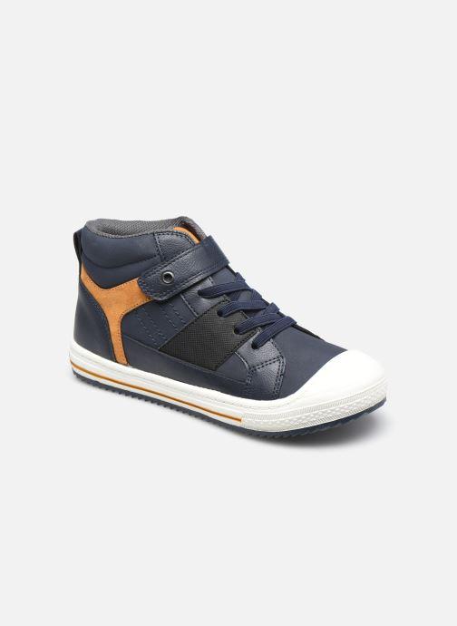 Baskets I Love Shoes COMAX Bleu vue détail/paire